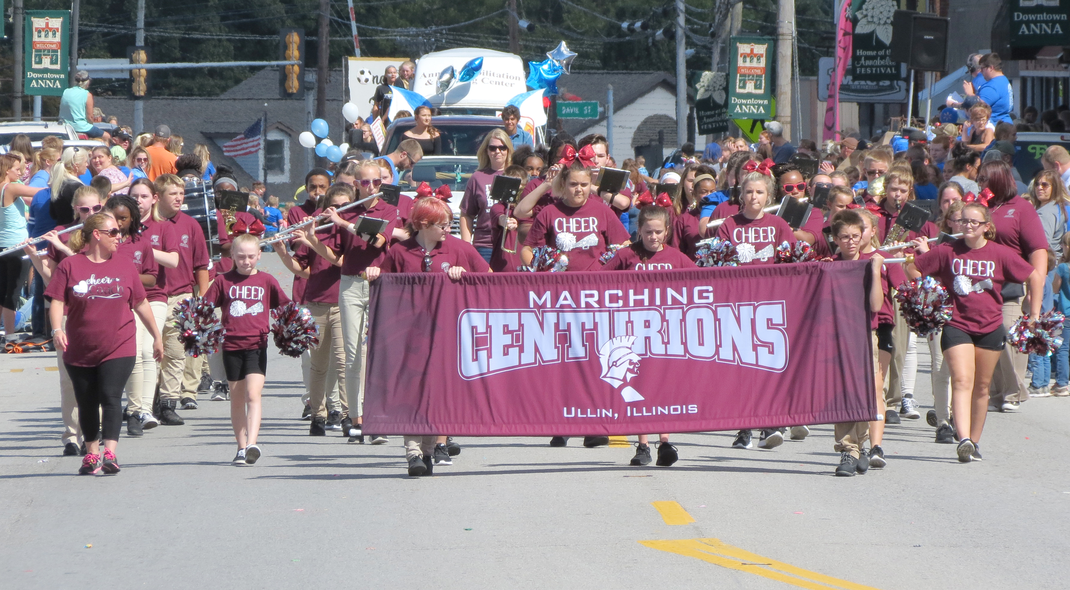 Century School marching band