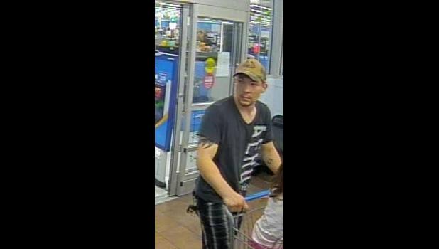 The Anna Police Department has asked for the public's assistance in identifying this subject suspected of a theft.