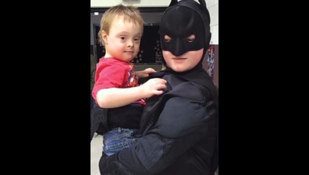 A superhero and friend.