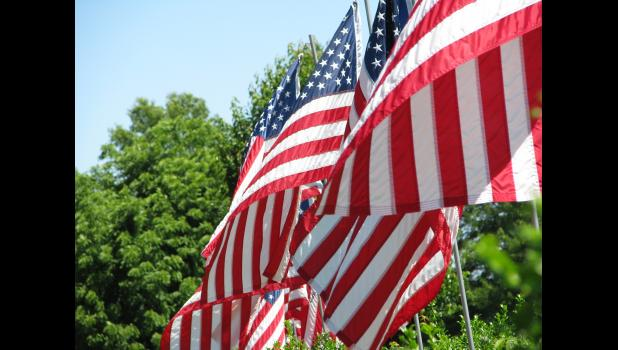Flag Day is commemorated on June 14 and celebrates the official symbol of the United States. Flag Day was first recognized by Congress in 1777.