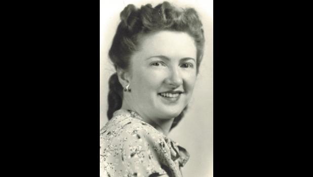 Hazel Morgan Proveaux