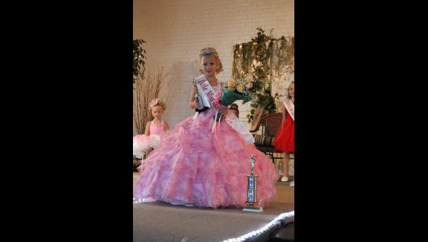 2017 Little Miss Cache River, Brycelynn Ledbetter.