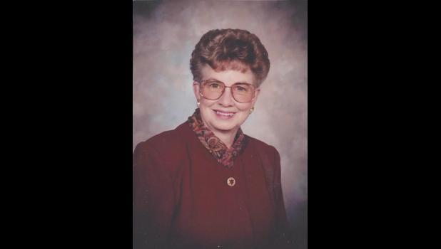 Norma Webb Martin