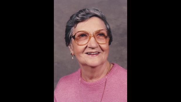 Ruby Mae Yarber