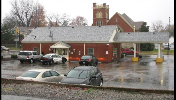 Capaha Bank in Anna was the latest site of three robberies to happen in the town in the month of November.