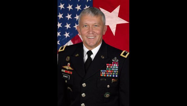 U.S. Army Brig. Gen. James Bonner. Photo provided.