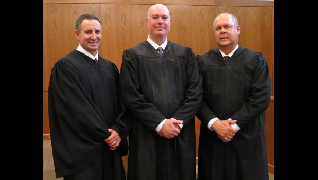 Judge Boie takes Oath of Office for new assignment | The Gazette