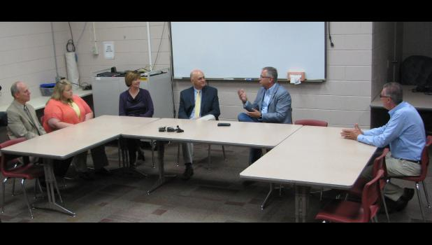 School Safety Issues Addressed At Anna Meeting The Gazette Democrat